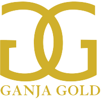 ganja gold logo Cannabis Brand Flower Delivery Dispensary Order