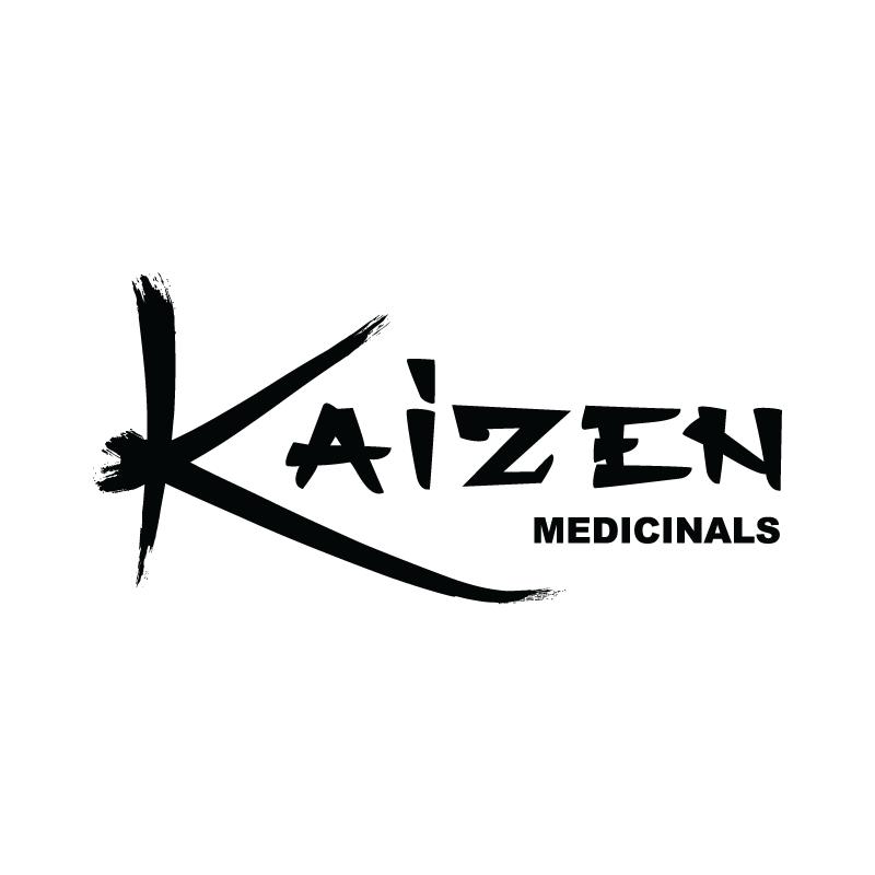 kaizen logo medicinal-cannabis-brand-order-weed-topical-lotion-cream