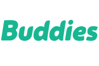 Buddies Brand Delivery Concentrates Order Extracts Weed Delivery Best Logo