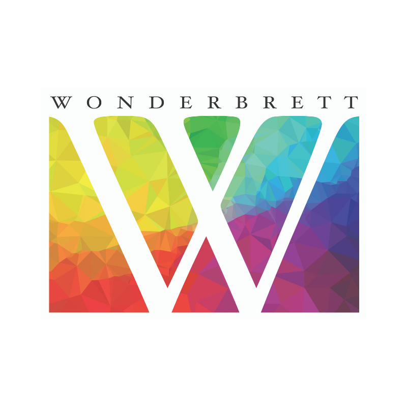 Wonderbrett Logo Cannabis Weed Delivery Dispensary Order