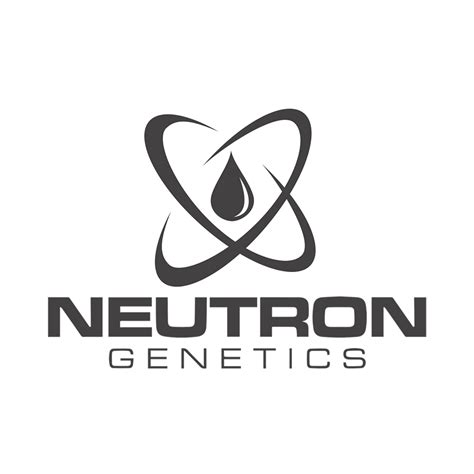 Neutron Genetics Logo Brand Cannabis