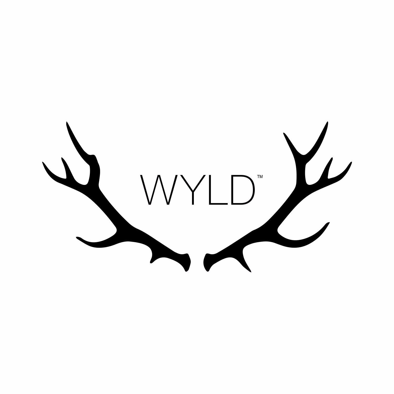 Wyld Logo Cannabis - Black