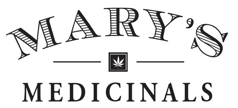 Marys Medicinals Logo Cannabis Brand