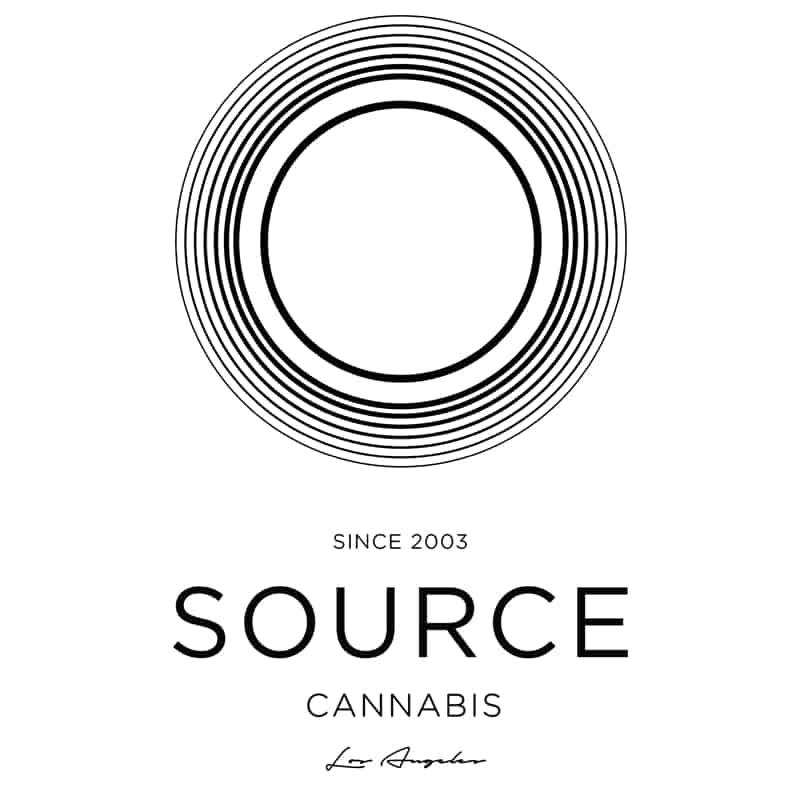 The Source Cannabis Brand Logo