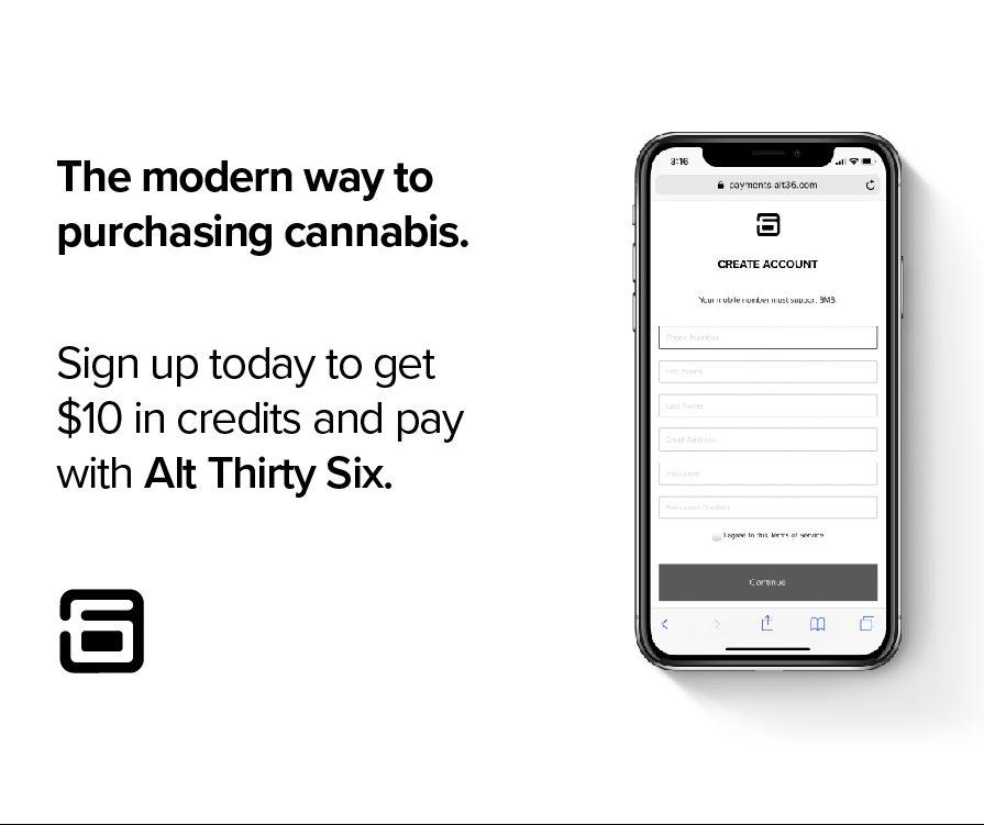 ALT 36 Hellapaxx Cannabis Digital Payments